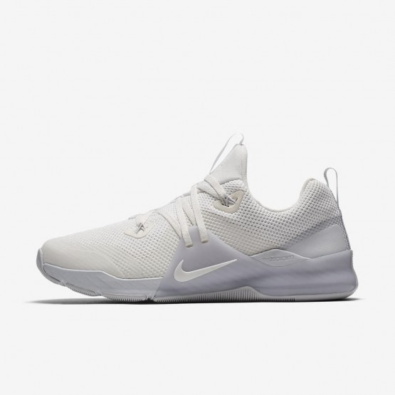 Nike Zoom Train Command Training Shoes For Men Sail/White/Pure Platinum 672XEDWR