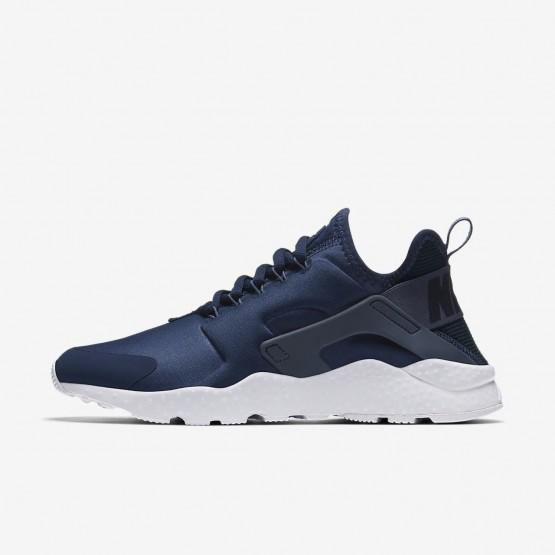 Sapatilhas Casual Nike Air Huarache Ultra Mulher Azul Marinho/Obsidiana/Branco/Azuis 782OJBMG