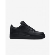 Nike Air Force 1 07 Lifestyle Shoes For Men Black 715UBVLY