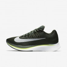 Nike Zoom Fly Running Shoes For Men Sequoia/Medium Olive/Dark Stucco/White 183FMDCP