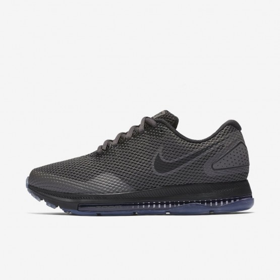 Nike Zoom All Out Low 2 Running Shoes For Women Midnight Fog/Obsidian/Black 289PXOVF