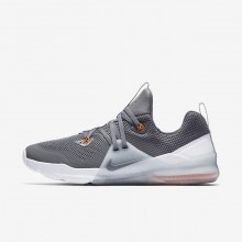 Nike Zoom Train Command Training Shoes For Men Dark Grey/Wolf Grey/Hyper Crimson 253TPEHW