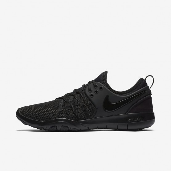 Nike Free TR7 Trainingsschuhe Damen Schwarz/DunkelGrau 567DVNRB