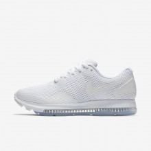 Nike Zoom All Out Low 2 Running Shoes For Women White/Off White 485FIOAK