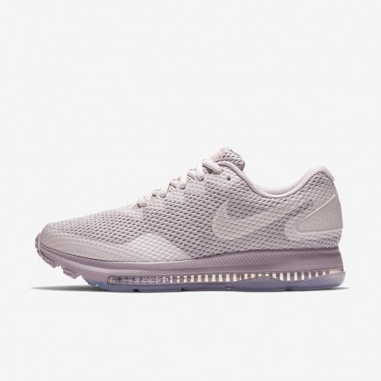 Nike Zoom All Out Low 2 Running Shoes For Women Particle Rose/Barely Rose 979VZBCL