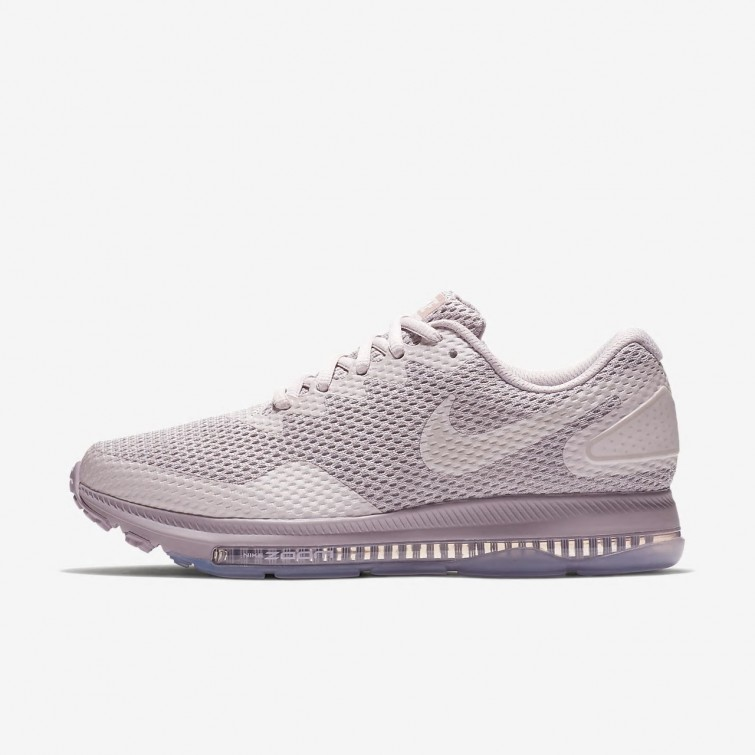 new york 7a05f 08687 Nike Zoom All Out Low 2 Running Shoes For Women Particle Rose Barely Rose  979VZBCL