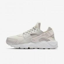 Sapatilhas Casual Nike Air Huarache Mulher Branco/Luz 472FAMEQ