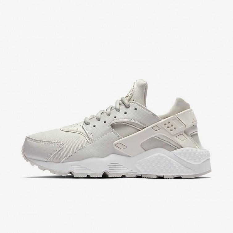 937a7fce540c Nike Air Huarache Lifestyle Shoes Womens Phantom Summit White Light Bone  191HLKPJ