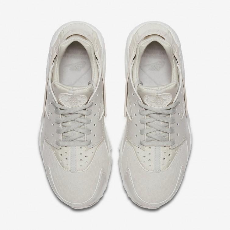 974538ef0a9e ... Nike Air Huarache Lifestyle Shoes Womens Phantom Summit White Light  Bone 191HLKPJ ...