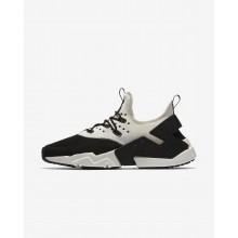 Sapatilhas Casual Nike Air Huarache Drift Homem Pretas/Branco 447WICAP