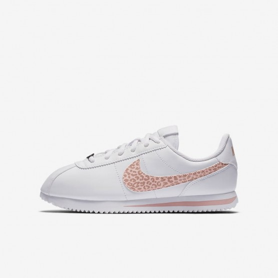 chaussures nike blanche fille
