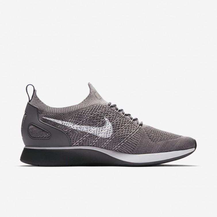 eda9d138f613 ... Nike Air Zoom Mariah Flyknit Racer Lifestyle Shoes For Men Gunsmoke  Atmosphere Grey Dark ...