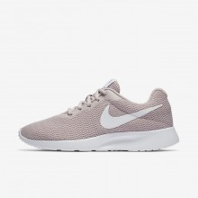 Nike Tanjun Lifestyle Shoes For Women Particle Rose/White 368YQIVK