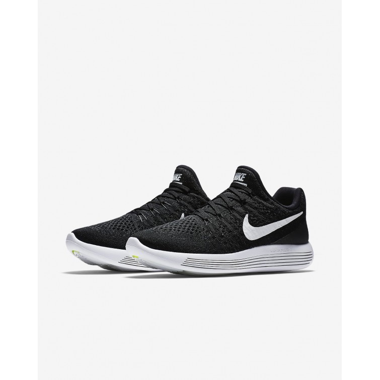 0d130ed9f7d ... Nike LunarEpic Low Flyknit 2 Running Shoes For Women  Black Anthracite White 930YEDSR