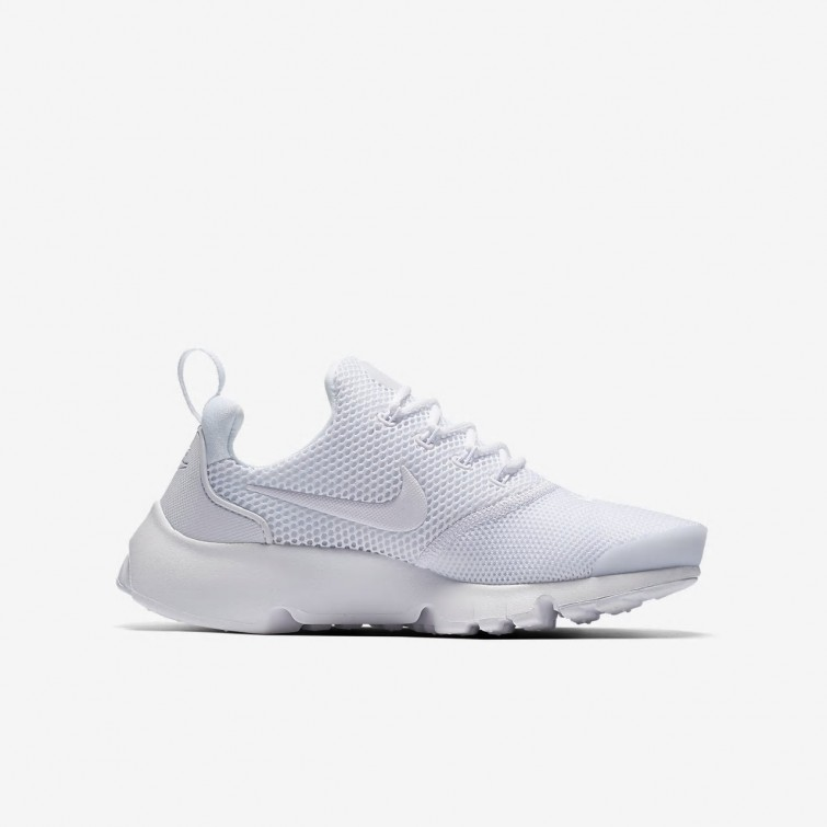 chaussure nike gris presto fly