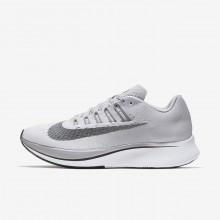 Nike Zoom Fly Running Shoes For Women Vast Grey/Atmosphere Grey/Gunsmoke/Anthracite 197UAOLB