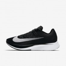 Nike Zoom Fly Running Shoes For Women Black/Anthracite/Wolf Grey/White 628BORHT