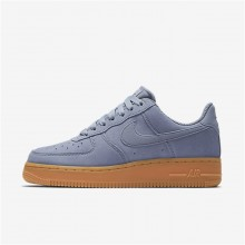 Nike Air Force 1 07 SE Casual Schoenen Dames Grijs/Bruine 296UTKQL