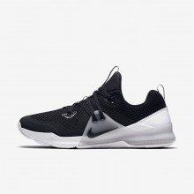 Nike Zoom Train Command Training Shoes For Men Black/White 439WGCVA
