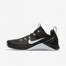 Nike Metcon DSX Flyknit 2 Training Shoes For Women Black/White 564ZXKIH