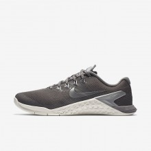Nike Metcon 4 Training Shoes For Women Gunsmoke/Summit White/Metallic Cool Grey 332LXKEI