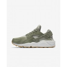 Nike Air Huarache Lifestyle Shoes For Women Dark Stucco/Light Bone/Summit White/Pale Grey 142YVDSO