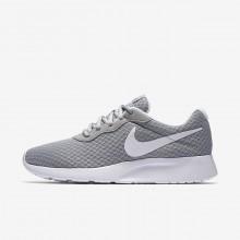 Nike Tanjun Casual Schoenen Dames Grijs/Wit 454PBJRD