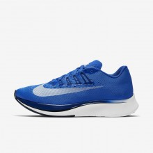 Nike Zoom Fly Running Shoes For Women Hyper Royal/Deep Royal Blue/Black/White 193DWRPC