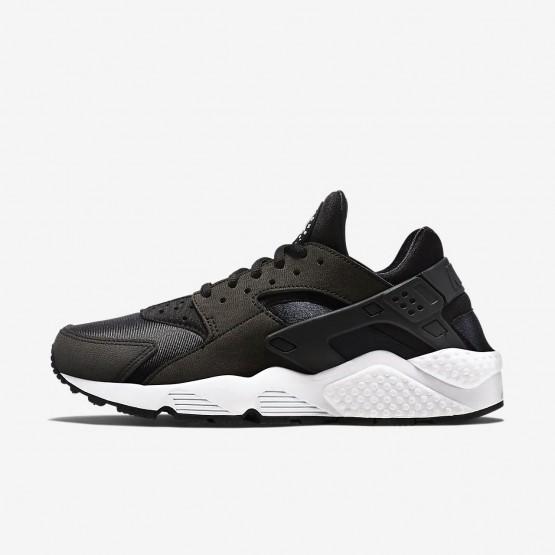 Nike Air Huarache Lifestyle Shoes For Women Black/White 706KISEX