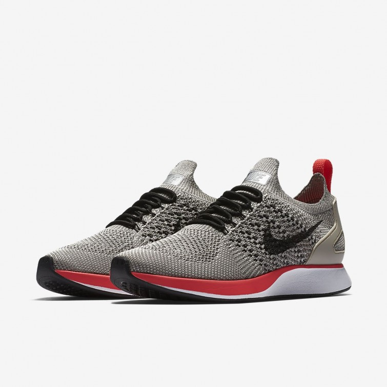 nike air zoom mariah flyknit racer black dames