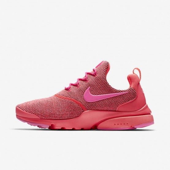 Nike Presto Fly SE Lifestyle Shoes For Women Hot Punch/Pink Blast 825GYTHV