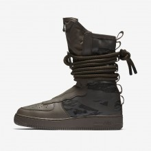 Nike SF Air Force 1 Hi Casual Schoenen Heren Zwart 164YVLIG