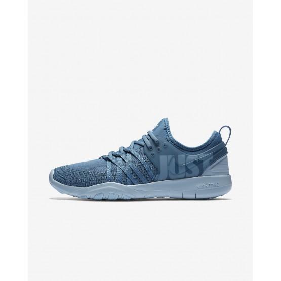 Nike Free Trainer 7 Premium Training Shoes For Women Noise Aqua/Ocean Bliss/Navy 343LKVHO