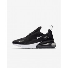 Nike Air Max 270 Lifestyle Shoes For Men Black/White/Solar Red/Anthracite 986LWOGV