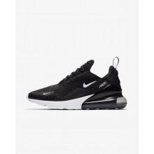 Zapatillas Casual Nike Air Max 270 Hombre Negras/Blancas/Rojas 207HMCUS