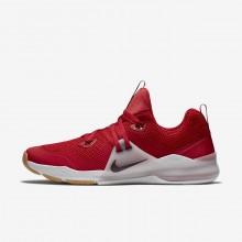 Deportivas Nike Zoom Train Command Hombre Rojas/Gris/Marrones/Burdeos Oscuro 310TINHZ