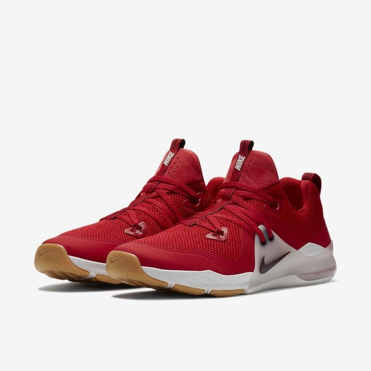 2747091e9e9dcd ... Nike Zoom Train Command Training Shoes For Men Gym Red Vast Grey Gum  Medium