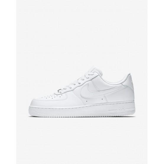 Sapatilhas Casual Nike Air Force 1 07 Homem Branco 873SXYKL