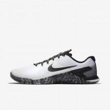Nike Metcon 4 Trainingsschuhe Herren Weiß/Schwarz 777OVZYN