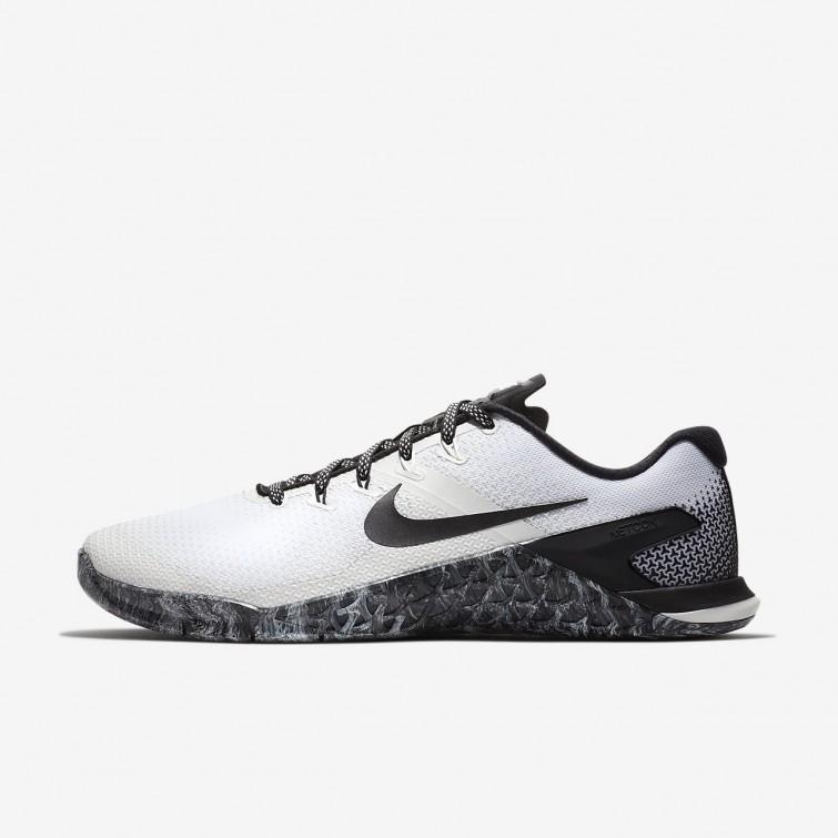 best sneakers ae19e cd9cc Nike Metcon 4 Training Shoes For Men White Sail Black 892NKBWF