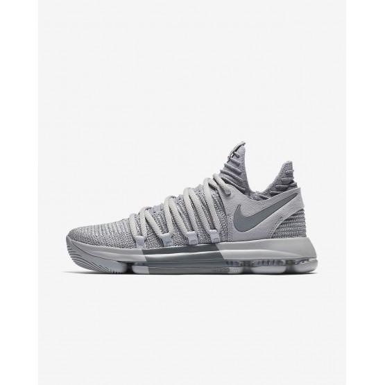 Nike Zoom KDX Basketballschuhe Damen Grau/Grau 845NYDVP