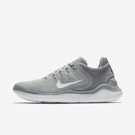 Sapatilhas Running Nike Free RN 2018 Mulher Cinzentas/Branco 501SFPZL