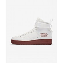 Nike SF Air Force 1 Mid Casual Schoenen Heren Wit 296IJFOH