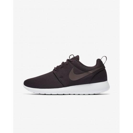 Nike Roshe One Casual Schoenen Dames Wit/Metal 508JSUVD