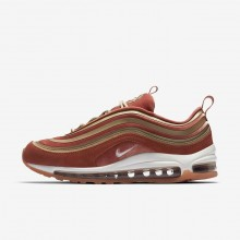 Nike Air Max 97 Ultra 17 LX Lifestyle Shoes For Women Dusty Peach/Bio Beige/Summit White 674NVZKG