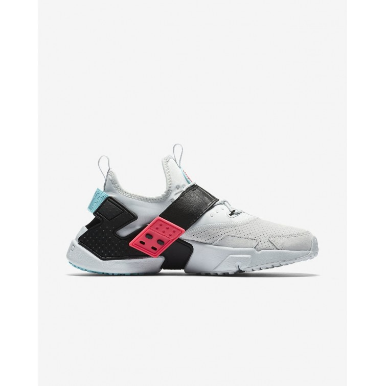 finest selection c4942 1a56c ... Nike Air Huarache Drift Premium Lifestyle Shoes For Men Pure Platinum Racer  Pink Bleached ...