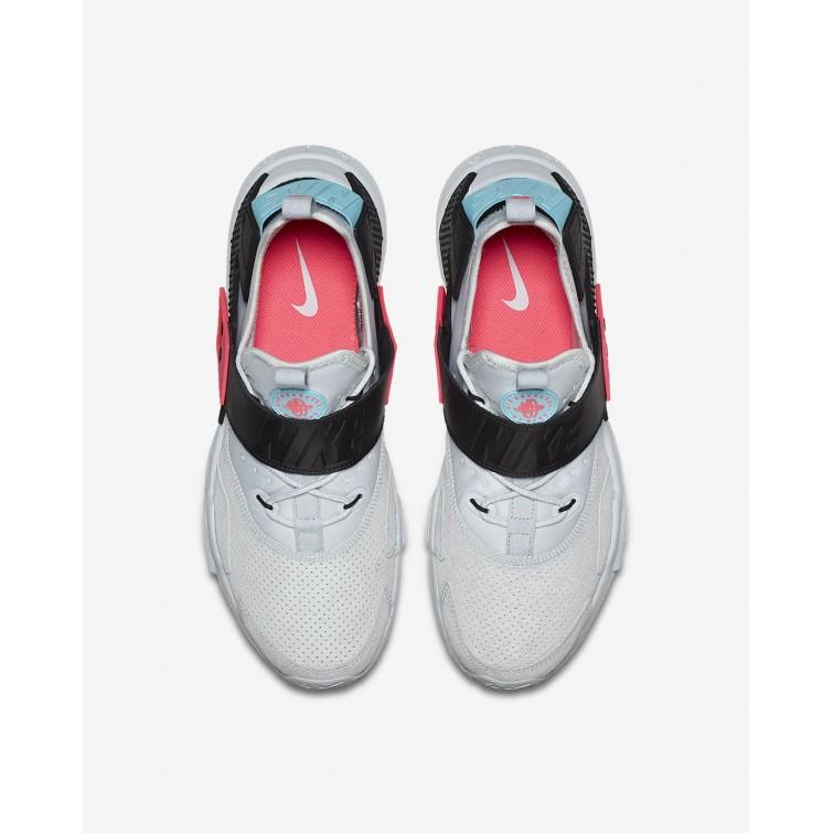 957667b0892c ... Nike Air Huarache Drift Premium Lifestyle Shoes For Men Pure Platinum Racer  Pink Bleached ...