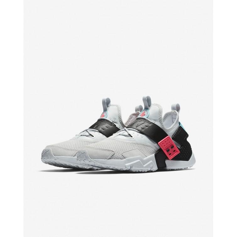 factory authentic 0ffe7 ec1f7 ... Nike Air Huarache Drift Premium Lifestyle Shoes For Men Pure Platinum Racer  Pink Bleached
