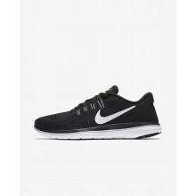Nike Flex 2017 RN Running Shoes For Women Black/Anthracite/Wolf Grey/White 330YSFLQ