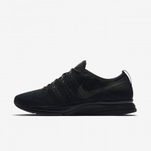 Nike Flyknit Trainer Lifestyle Shoes For Men Black/Anthracite 107GLVKA